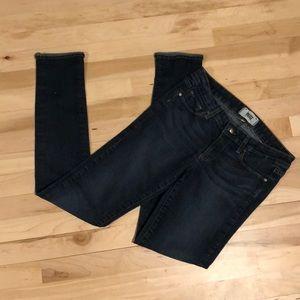Paige Sz 27 Peg Skinny Jeans